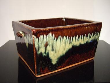 会津本郷焼のニシン鉢